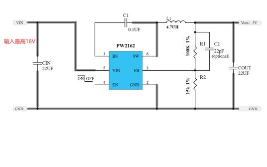 9V和12V降压到3V的芯片和LDO方案免费下载