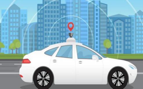 传哈奇智能将推出全新无人驾驶通勤车:首创了雷达传感器布局