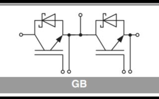 SKM200GB12F4SIC2高速IGBT4模块的数据手册免费下载