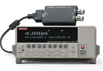 吉时利6430亚fA程控源表的特点及功能应用