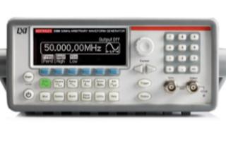 吉时利3390型任意波形/函数发生器的功能及特点分析