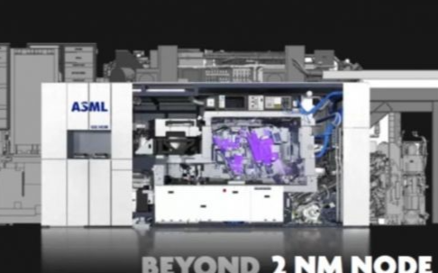 ASML已基本完成 1nm 光刻机设计