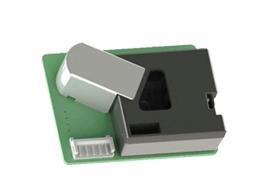 PM2.5传感器与传统的烟雾传感器的差别及应用