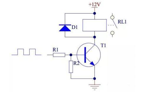继电器的原理与驱动电路的布局技巧详细说明