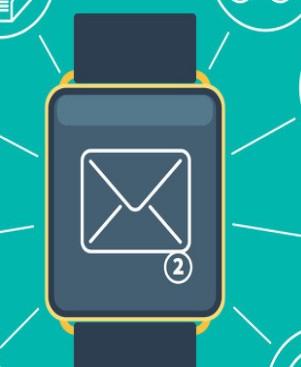 智能手表成为可穿戴设备的主力