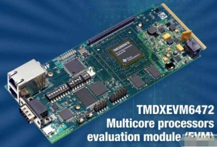 德州儀器6核高性能處理器TMS320C6472的主要特性與優勢