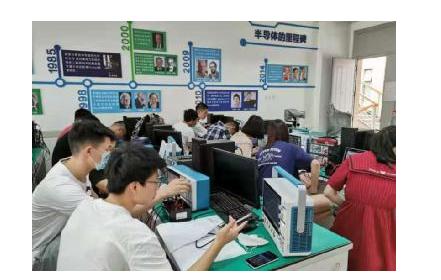 堅持創新電子人才培養,西安電子科技大學攜手泰克擴展示范性微電子育人平臺