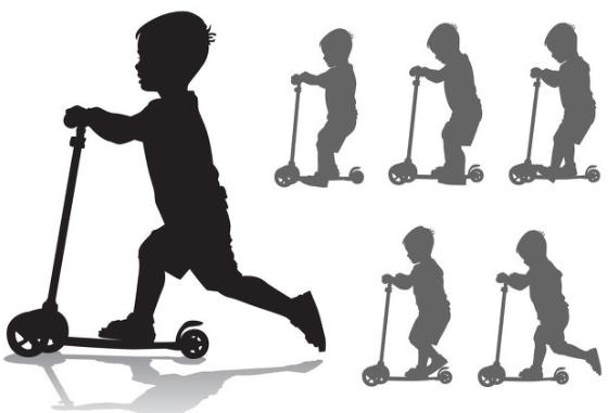 中国电动滑板车已成为欧洲最受欢迎的交通工具
