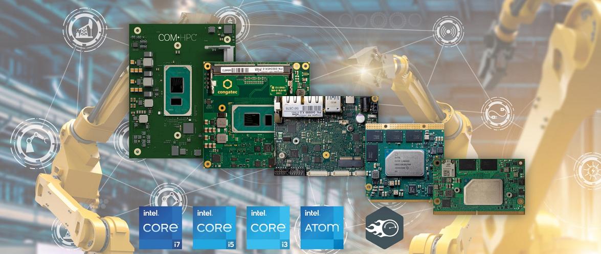 康佳特推出面向觸覺網絡應用的新平臺 通過寬帶實時運作