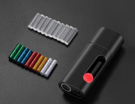 小米上架锂电迷你热熔胶笔,售价89元起
