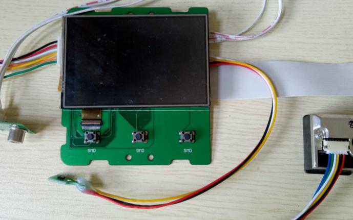 基于STM32单片机的室内环境监测仪设计