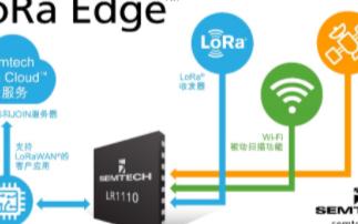 Semtech推出LoRa Edge定位平臺,豐富LoRa產品組合和應用場景
