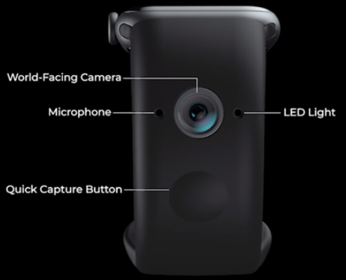 Wristcam发布智能表带,专为Apple Watch提供摄像头