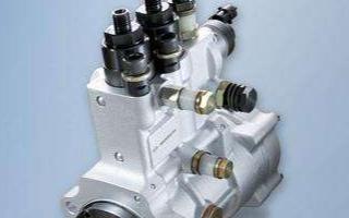 高壓油泵的各種故障及解決方法
