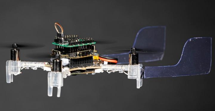 研究团队为微型无人机配备昆虫化学传感器
