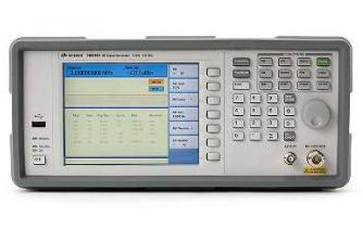 Agilent N9310A射频信号发生器的功能特性及应用范围
