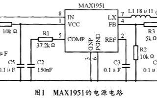 基于MAX1951實現Stratix II FPGA系統供電的設計方案