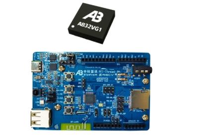 中科藍訊將首度面向通用市場發布其自主RISC-V內核MCU芯片