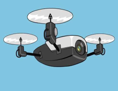 无人机送货或将重塑家居装修风格