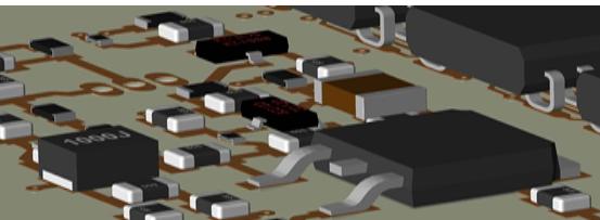 浅谈PCB设计中PWM数模转换器电路的布局