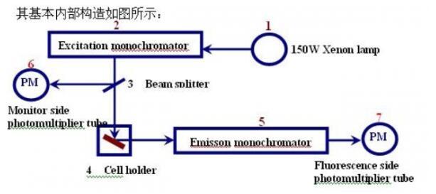 荧光光谱怎么测