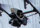 大连辖区驱动无人机巡航暨船舶尾气监测