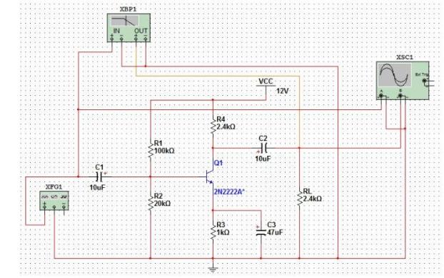 Multisim模擬電路仿真的基本使用教程