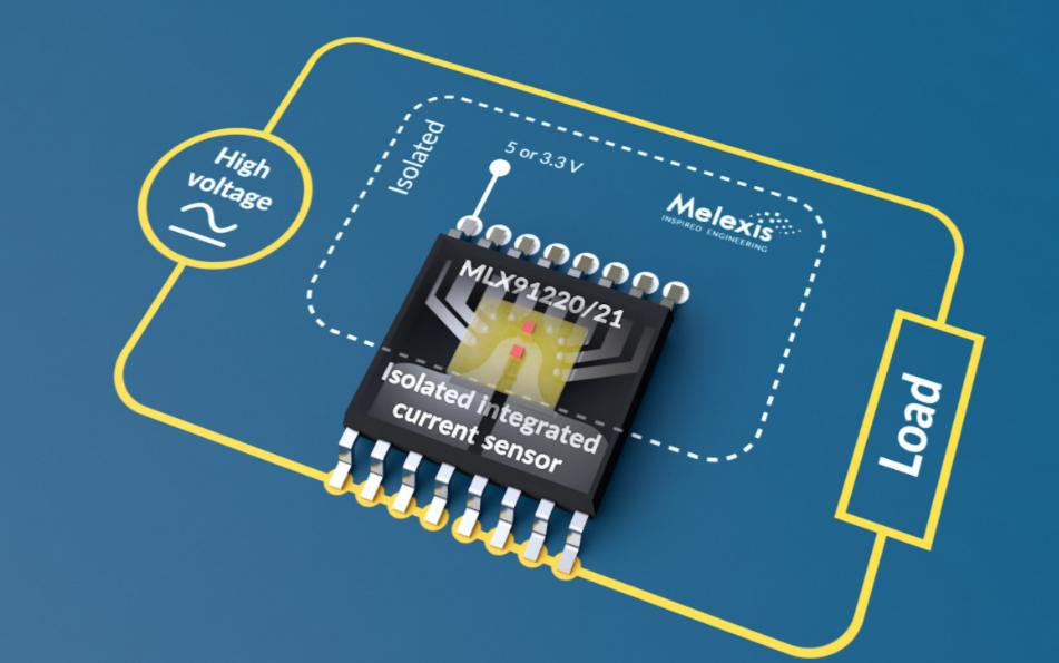 Melexis推出新一代车用隔离集成电流传感器IC