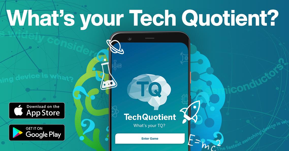 贸泽推出全新Tech Quotient 游戏AP...