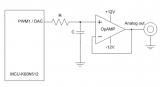 采用PWM进行播放语音原理,PWM又是如何实现的DAC的