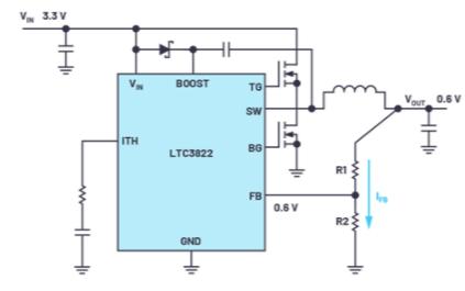 如何產生幾百毫伏的微型直流電源電壓