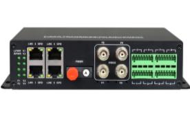 4路物理隔離武警光端機的功能特點及應用分析