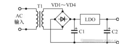 低压差线性稳压器的应用类型