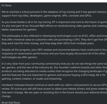 AMD RDNA2顯卡等加入光追陣營