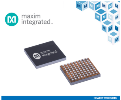 Maxim Integrated新型神经网络加速器MAX78000 SoC在贸泽开售