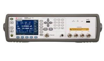 E4980AL精密型LCR表的主要特性、功能及应...