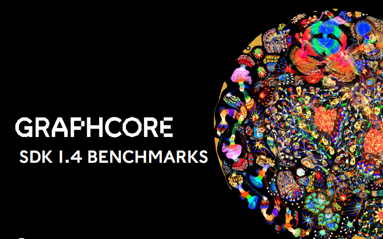 Graphcore IPU-M2000在首個benchmark測試中顯著優于GPU