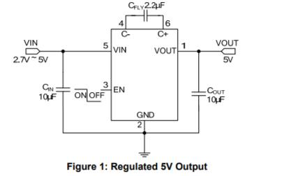 HU3031C开关电容电压倍增器的数据手册免费下载