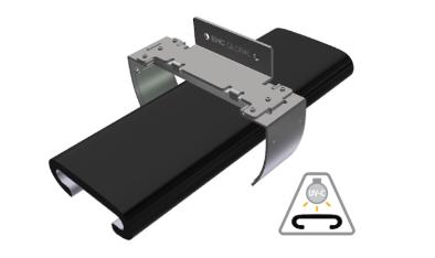 新型Violeds UVLED技术被应用在自动扶...