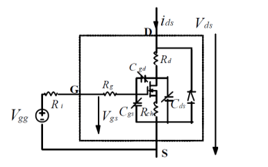 功率MOSFET的詳細分析講解