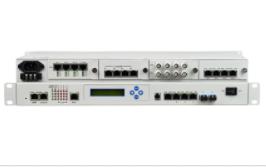 模塊化多業務PDH光端機的功能特點及應用方案