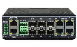 網管型工業級4路交換機的功能特點及應用