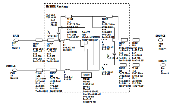 安捷倫ATF-54143表面貼裝塑料封裝低噪聲HEMT的數據手冊免費下載