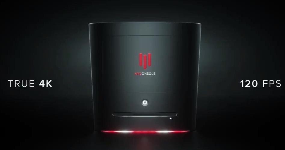 肯德基4K/120帧游戏主机将发布
