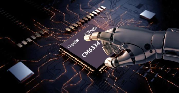 芯旺微電子推出三相電機預驅動IC-CM6334,正式邁入多元化IC芯時代