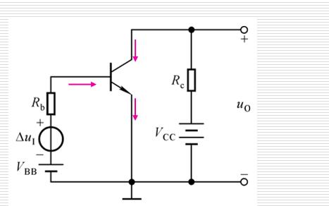 晶体三极管的电流放大作用详细说明