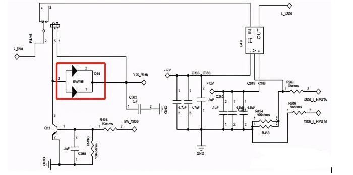 继电器上并联二极管的作用是什么