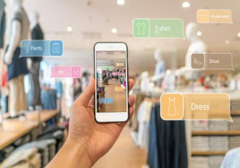 用戶可通過谷歌的AR虛擬進行網上購物