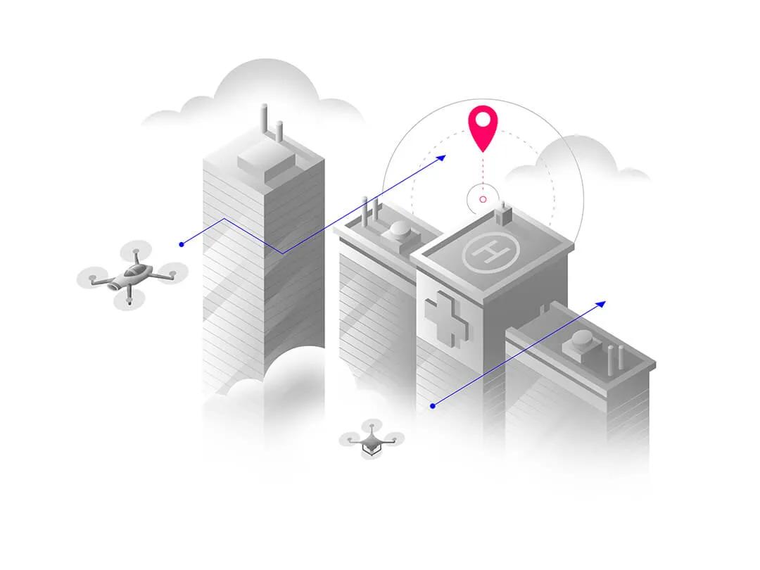 美企欲在空中建立数字无人机基础设施