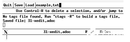 Xedit文本編輯器的使用指南